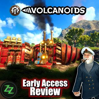 Volcanoids Review German/Deutsch