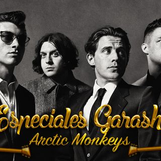 3 Especiales: Arctic Monkeys