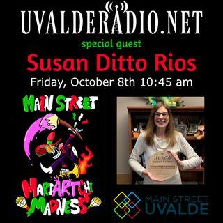 Susan Rios / MariARTchi Madness