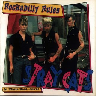 ESPECIAL STRAY CATS ROCKABILLY RULES LIVE 1999 #StrayCats #Rockabilly #RocknRoll #stayhome #uploadtv #shadowsfx #killingeve #theclonewars