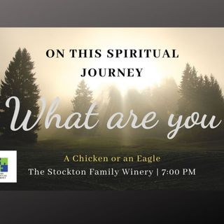 On This Spiritual Journey - Are you a Chicken or an Eagle