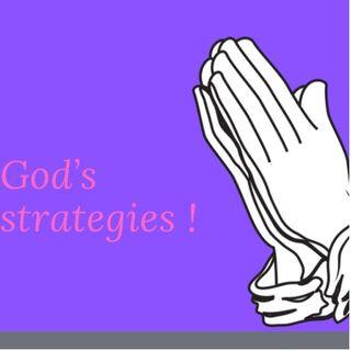 Episode 75 - God's strategies!