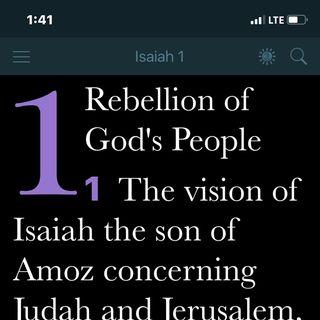 #ISAIAH1PRODBYLUCIDBYA1EXODUSOCT242020FL