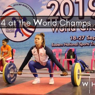 World Champs Day 4 | Shi Zhiyong Oh My!