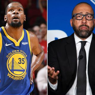"""Books on Sports: Author Marcus Thompson, the author of """"KD: Kevin Durant's Relentless Pursuit to Be the Greatest"""""""""""
