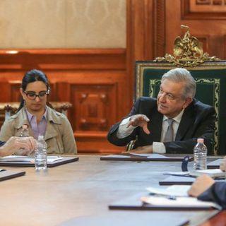 Presenta AMLO plan nacional de infraestructura