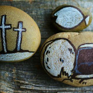 Jesus - Death, Burial And Resurrection