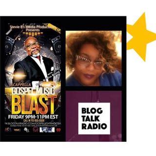 Stevie B. A Cappella Gospel Music Blast - (Episode 206)