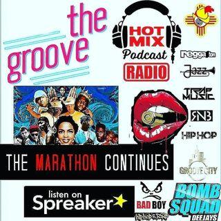 THE GROOVE HOT MIXX PODCAST RADIO