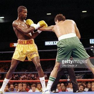 Legends of Boxing Show:Guest Mark Breland