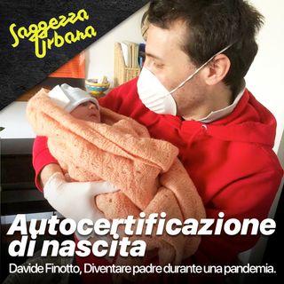 Davide Finotto_Autocertificazione di nascita