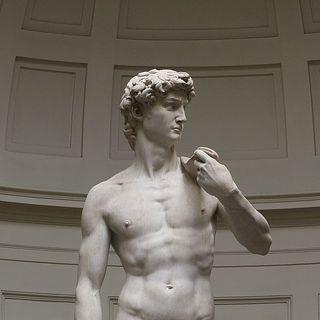 Michelangelo- Davut Heykeli
