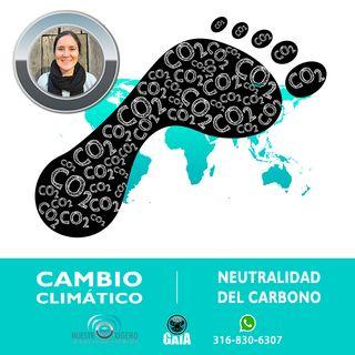 NUESTRO OXÍGENO Cambio climático y neutralidad del carbono - Maryon Urbina Bernuy