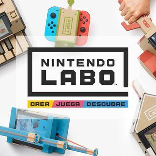 Lo que tenes que Saber de Nintendo LABO