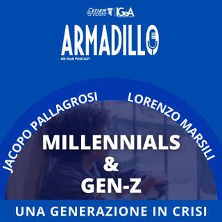 Ep.6 - Jacopo Pallagrosi & Lorenzo Marsili: Millennials e Gen Z, una Generazione in Crisi