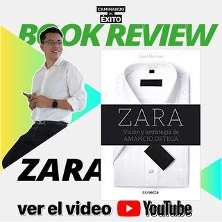 ZARA Visión y Estrategia de Amancio Ortega || Book Review