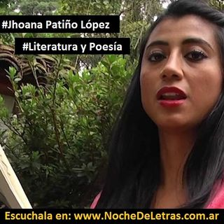 Noche de letras 2.0 #51, con Jhoana Patiño