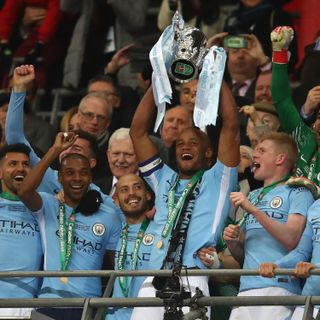 Carabao Cup reaction, Sergio Aguero's future and more