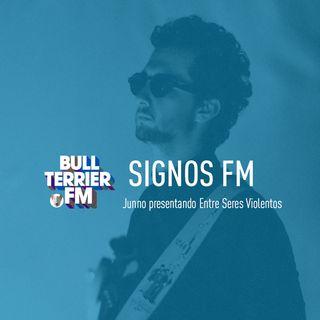 SignosFM con Junno presentando Entre Seres Violentos