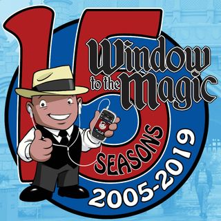 A WindowtotheMagic #213 - JB Kaufman