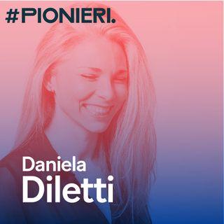 #Pionieri.01 - Daniela Diletti - Dalle Marche al Belgio, in cammino