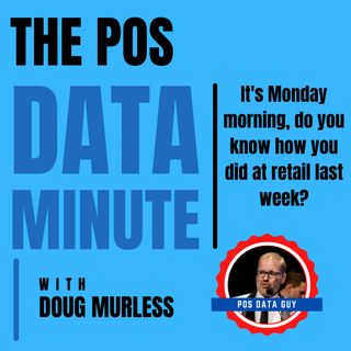 It's 9 AM Monday, how well did you do at retail last week?