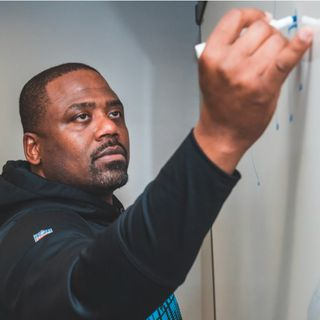 "Frisman Jackson, former NFL WR & Paneers WR Coach: NFL takes ""Overtime"" Mindset not 9 to 5!"