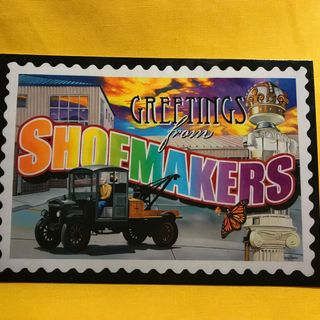 Greetings from Shoemakers