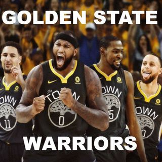 Episode 2: Golden State Winners! (w/ Mario Griffiths)