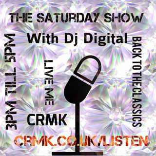DJ Digital Sat Show - Crmk Online - 30/12/17