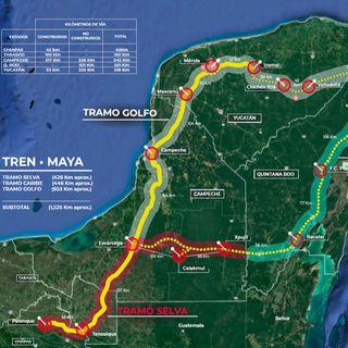Lanzan licitaciones para construir Tren Maya