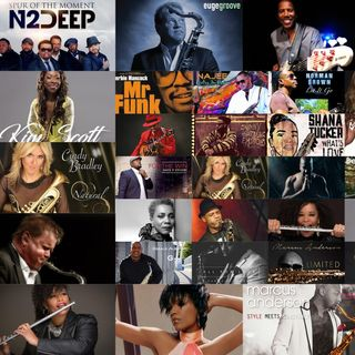 The Best in Genuine Smooth Jazz (Part One) On iHeartRadio Podcast)