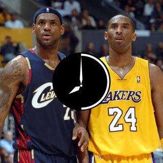 Perché Kobe Bryant è (ancora) più grande di LeBron James