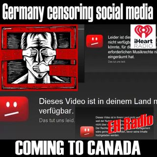 Morning moment Europe's Out-of-Control Censorship Nov 8 2017