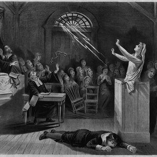 Episode 4 - Salem Witch Trials Part II