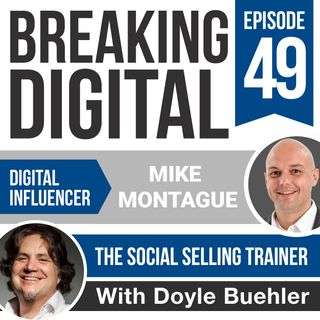 Mike Montague - The Social Selling Trainer