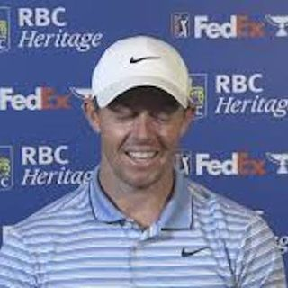 FOL Press Conference Show-Wed June 17 (RBC Heritage-Rory McIlroy)