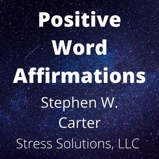 Positive Word Affirmations