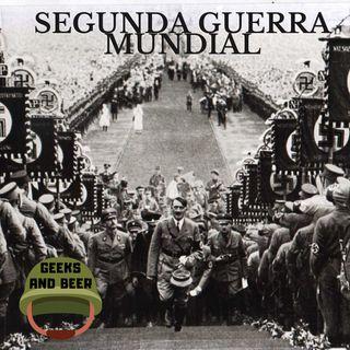 # Geeks and Beers - Segunda guerra mundial