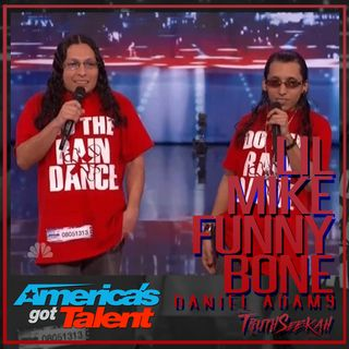Lil Mike and Funny Bone of America's Got Talent Interview