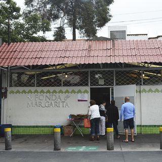 Encuentro Nacional de Maestros del Mezcal y Fonda Margarita