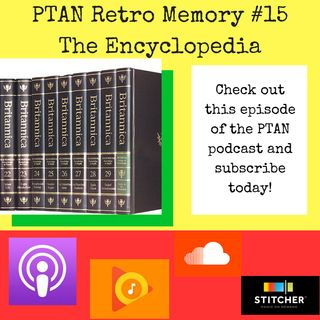 Retro Memory #15- Encyclopedias