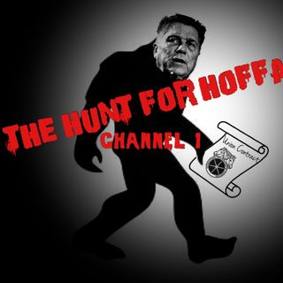 The Hunt For Hoffa Channel 1: at the plane library