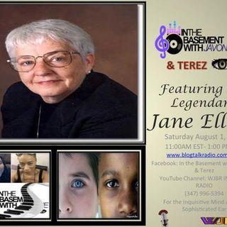 Jane Elliott on Brunch in the Basement with JaVonne & Terez