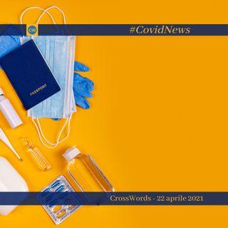 CovidNews - test COVID-19 e anticorpi monoclonali
