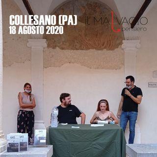 Presentazione del libro 645 a Collesano (Pa)