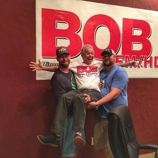 The 4 Outdoorsmen Steve Fellegy and Kolt Ringer