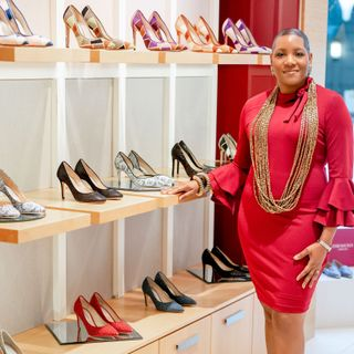 "{Heels of Success} Minda Harts - ""I am My Biggest Advocate"" - Ep. 016"
