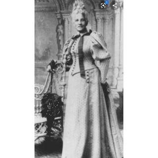 Elizabeth Keckley - Jim Crow Sewing Tycoon: 619-768-2945