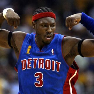 Ben Wallace - Former Pistons Great & Current Grand Rapids Drive Part-Owner